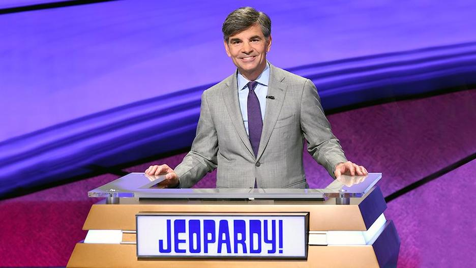 George Stephanopoulos Jeopardy