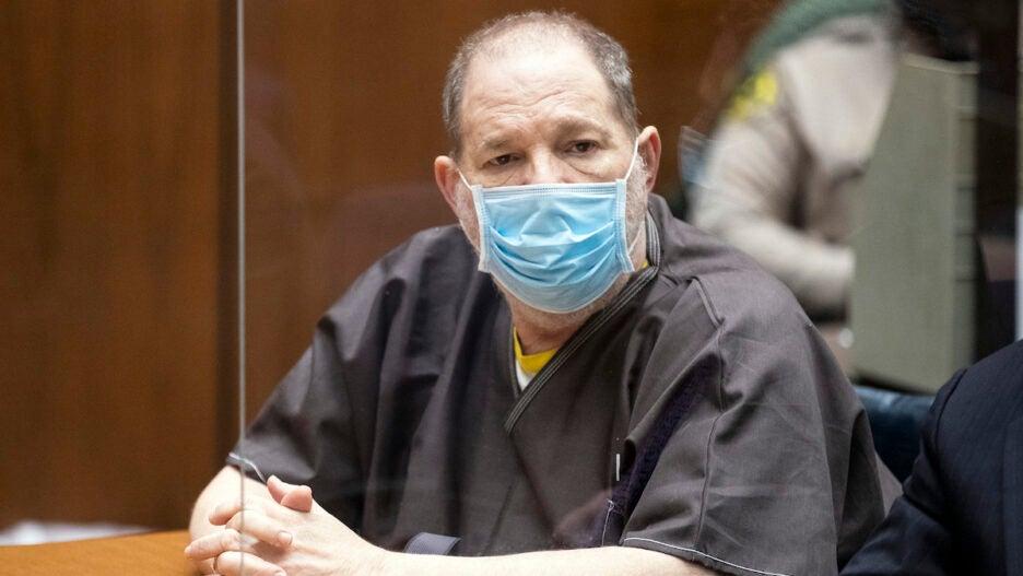 Harvey Weinstein Los Angeles Court Appearance