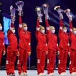 2021 U.S. Women's Gymnastics Olympic Team