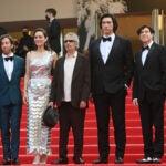 """Annette"" Vernissage Cannes Adam Driver Marion Cotillard"