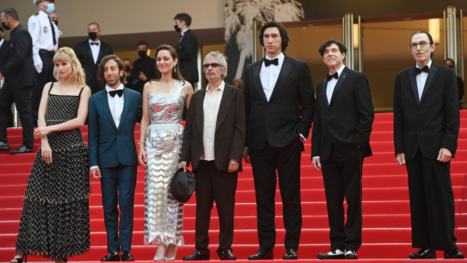 """Annette"" Opening Night Cannes Adam Driver Marion Cotillard"