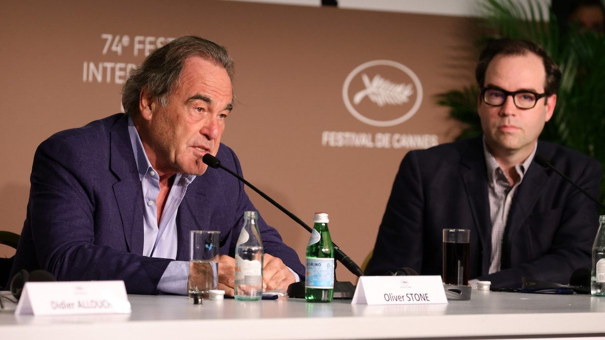 Cannes Report Day 8: Oliver Stone Says Hollywood Won't Back JFK Doc, 'French Dispatch' Wows.jpg