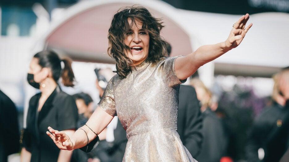 """Aline, The Voice Of Love"" Cannes Valerie Lemerier Celine Dion"