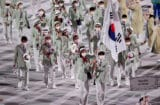 Olympics Parade of Nations