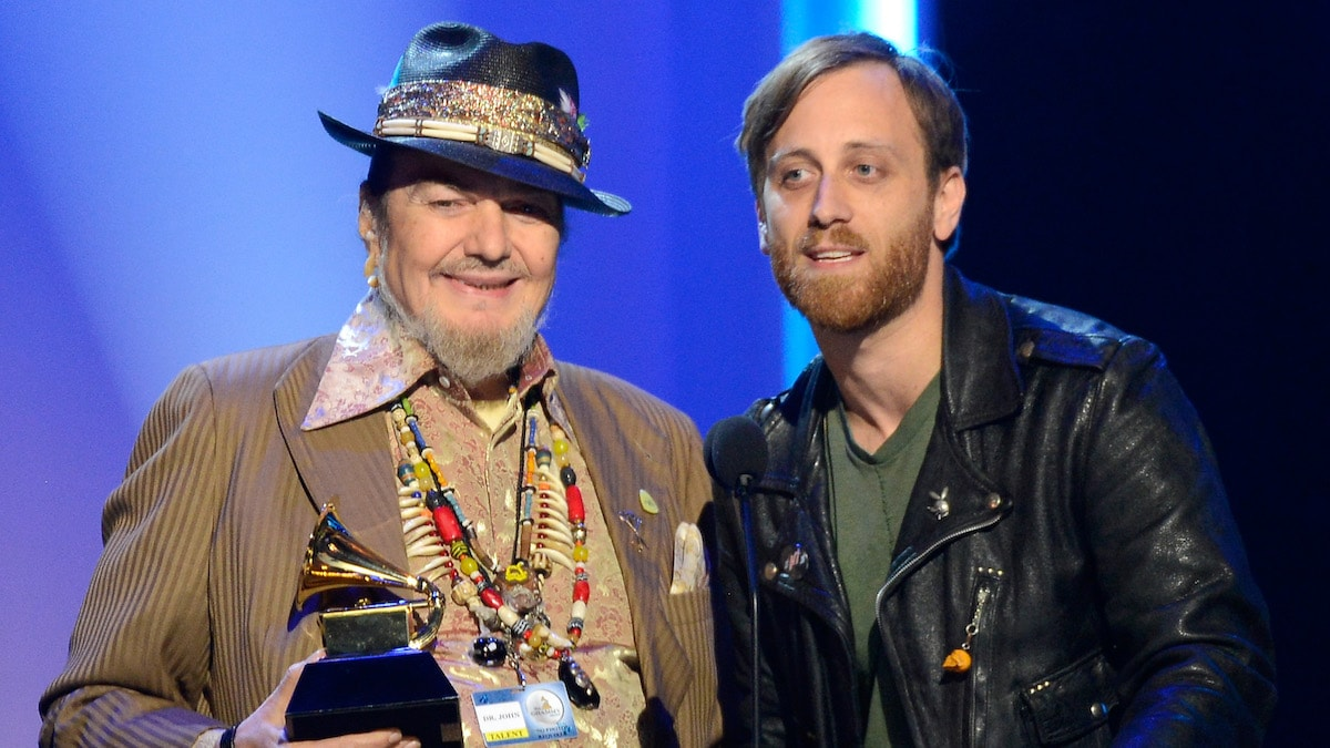 The Black Keys' Dan Auerbach to Make Directorial Debut With Dr John Documentary.jpg