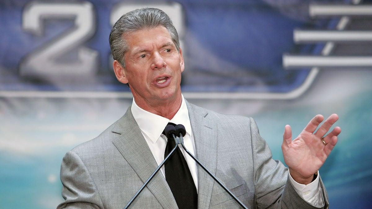 Vince McMahon WWE