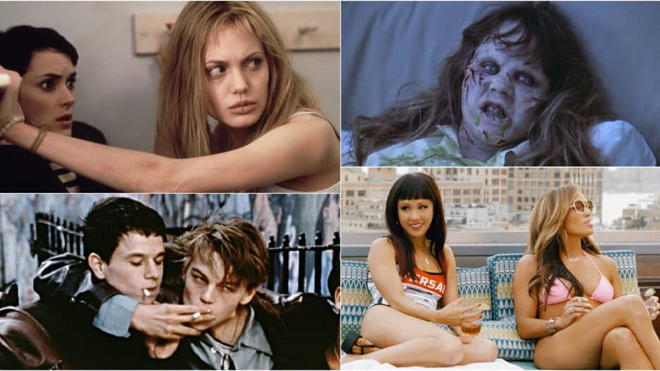 Girl, Interrupted The Exorcist basketball diaries hustlers true stories