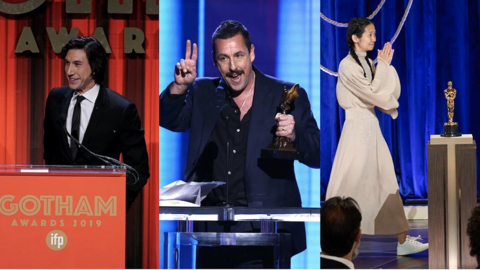Gothams Spirit Awards Oscars