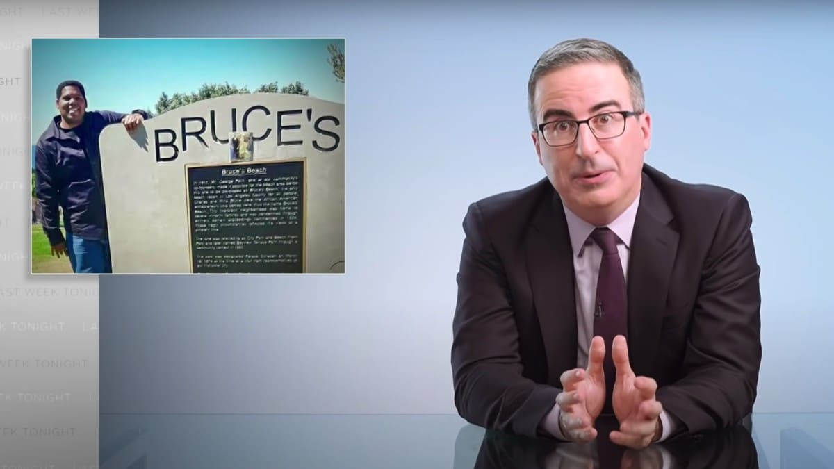 John Oliver Argues for Reparations for Black Americans With LA's Manhattan Beach Case (Video).jpg