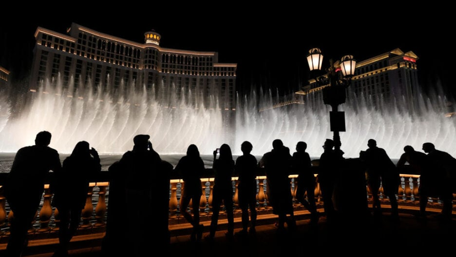 Las Vegas Fully Reopens As Most COVID-19 Restrictions Expire