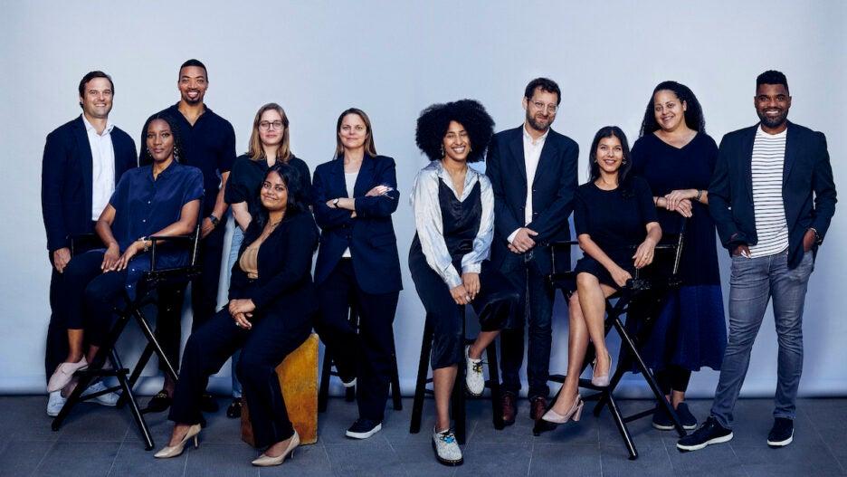 Higher Ground Team Photo, July 2021 Obamas
