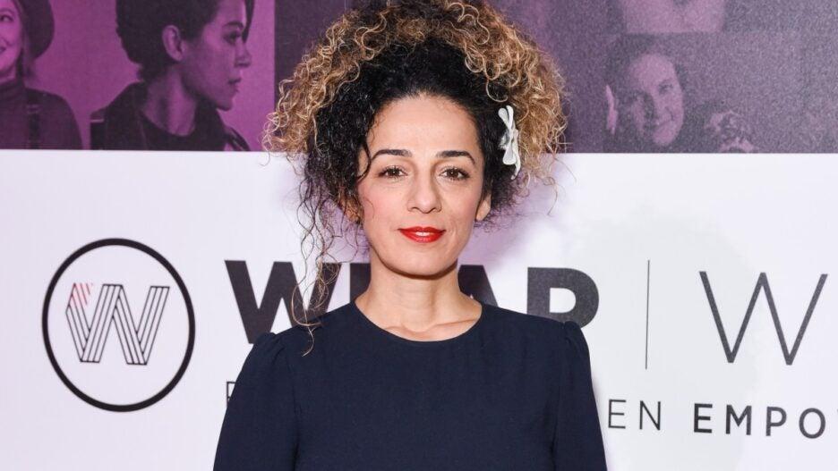 Masih Alinejad at TheWrap Power Women Summit 2018