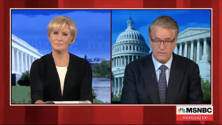 Joe Scarborough Says Teachers, Nurses and Police Officers Need to Get Vaccinated 'or Look for Another Job' (Video).jpg