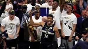 NBA Finals - Bucks