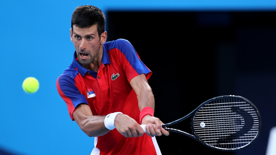 Novak Djokovic 2020 Tokyo Olympics tennis