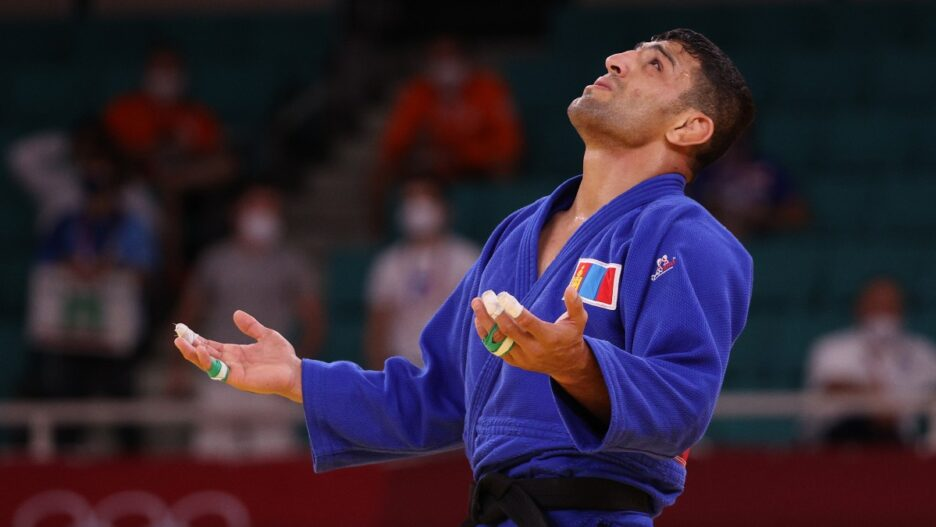 Saeid Mollaei 2020 Olympics