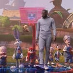 Space Jam 2 A New Legacy LeBron James