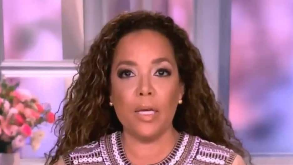 'The View' Co-Host Sunny Hostin Fires Back at Meghan McCain's Nepotism Defense: 'Life Is Not a Meritocracy'.jpg