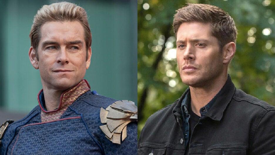 The Boys Supernatural