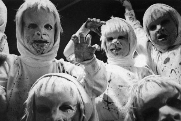 The Brood Killer Kids David Cronenberg