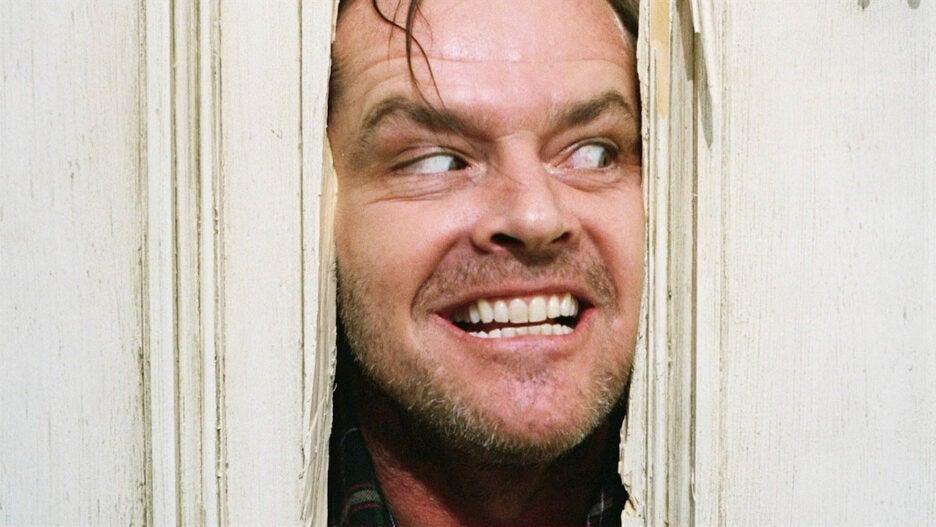 The Shining Jack Nicholson Stephen King