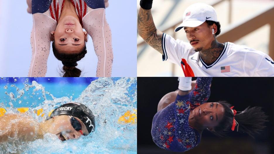 Tokyo Olympics Week 1 Ratings