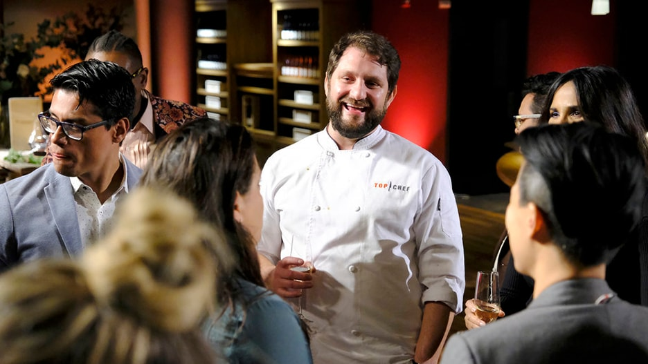 'Top Chef' Winner Apologizes for 'Poor Judgement Call' After Sexual Misconduct Scandal