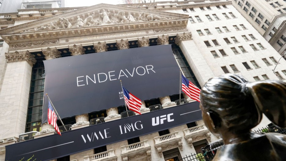 endeavor wall street
