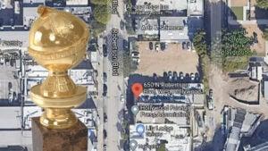 hfpa golden globes building