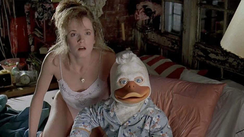 lea thompson howard the duck