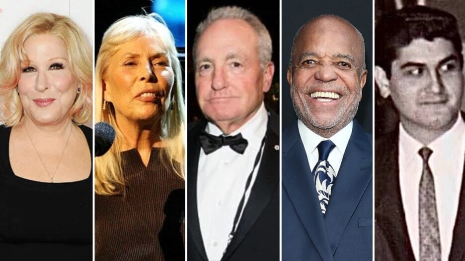 kennedy center honorees