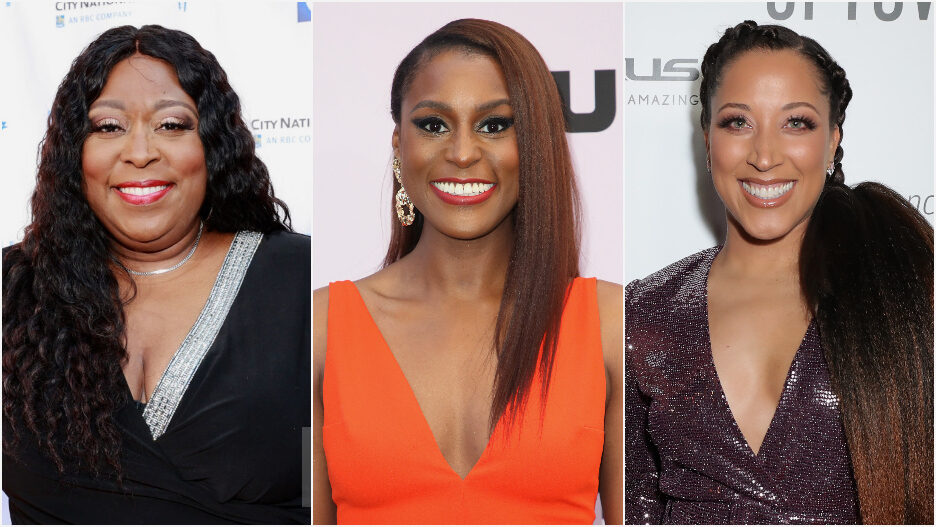 loni love issa rae robin thede