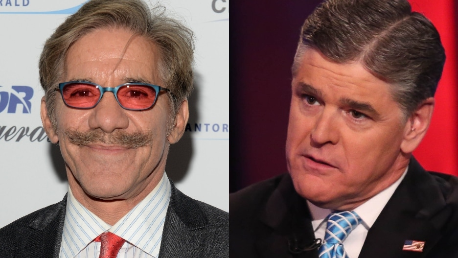 Geraldo Rivera Calls Out Sean Hannity for 'Gaslighting' About Capitol Riot – to His Face (Video).jpg