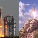 rocket jeff bezos dr. evil penis dick jokes