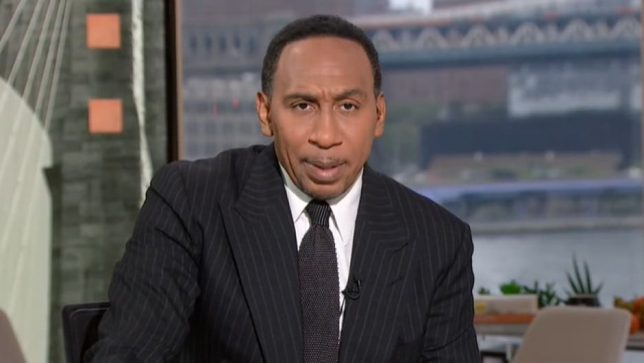 ESPN's Stephen A Smith Apologizes On-Air for Shohei Ohtani ...