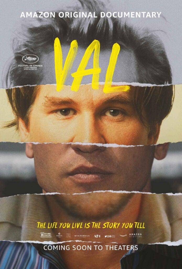 Val Kilmer Val Poster