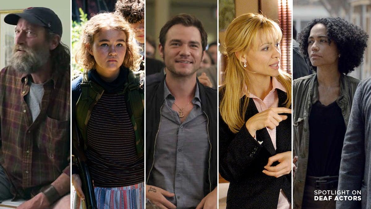 Deaf Actors Breaking Through