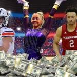 college athlete nil deals