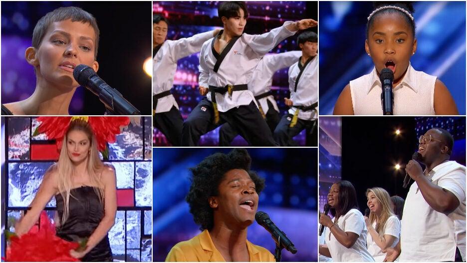 AGT America's Got Talent Golden Buzzer 2021
