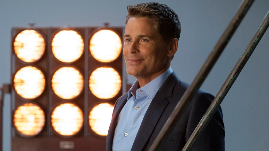 Attack of the Hollywood Cliches Rob Lowe