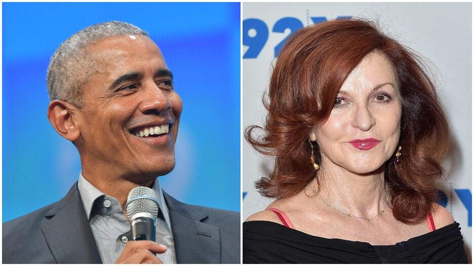Barack Obama Maureen Dowd