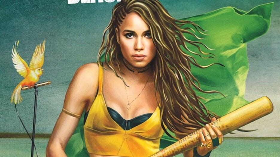 Black Canary Misha Green