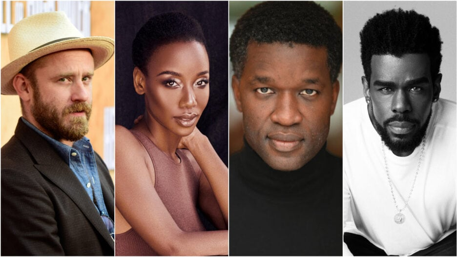 Emancipation Cast Will Smith