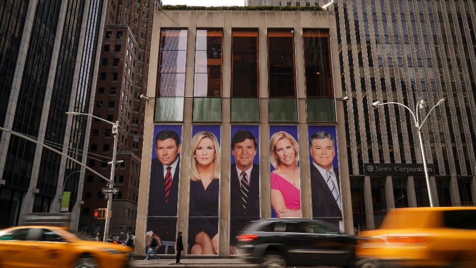 Fox News HQ New York