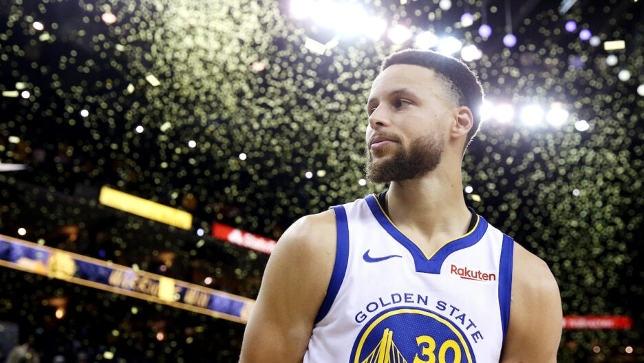 Steph Curry Underrated