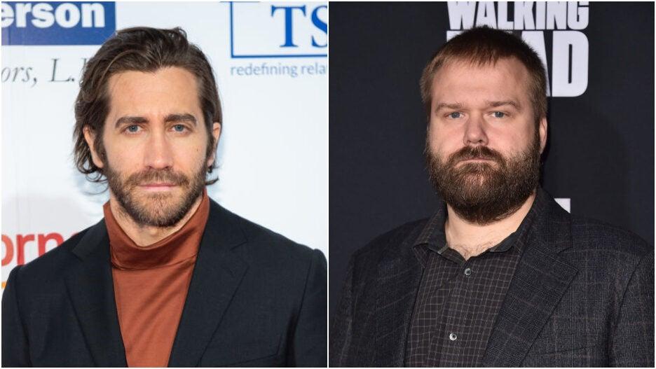 Jake Gyllenhaal Robert Kirkman Oblivion Song