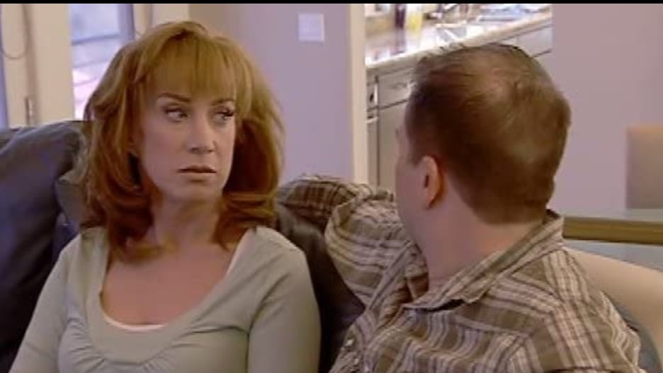 Kathy Griffin Life on the D-List Iraq