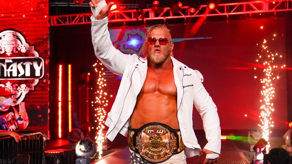 MLW - Major League Wrestling