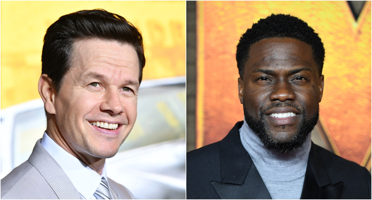 Mark Wahlberg Kevin Hart Me Time