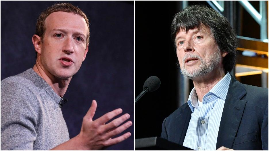 Ken Burns Calls Mark Zuckerberg 'an Enemy of the State' thumbnail
